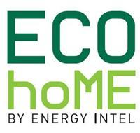 ENERGYINTEL ECOHOME
